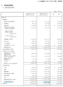 貸借対照表、固定資産