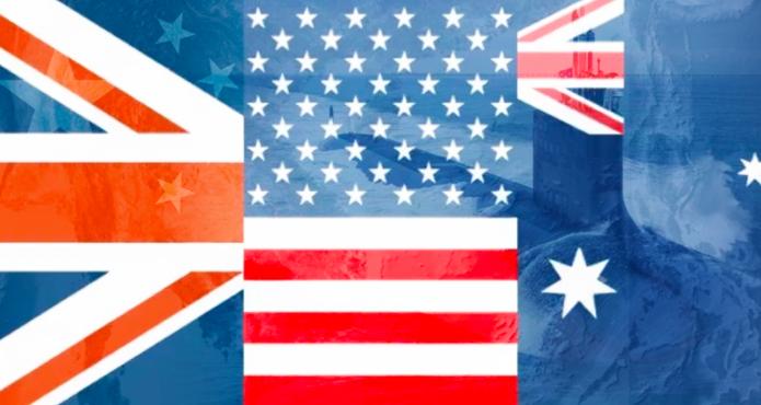 米英豪の新たな安全保障協力の枠組み「AUKUS」