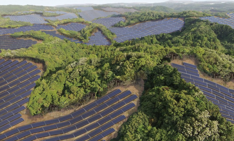 森林を伐採して太陽光パネルを設置する時代が終わる